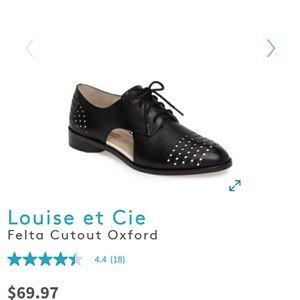 Louise et cie oxford shoes